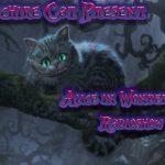 Cheshire Cat - Alice in Wonderland #003