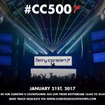 Ferry Corsten - Corsten's Countdown 500 - Live@Club Annabel, Rotterdam, Netherland'21.01.2017