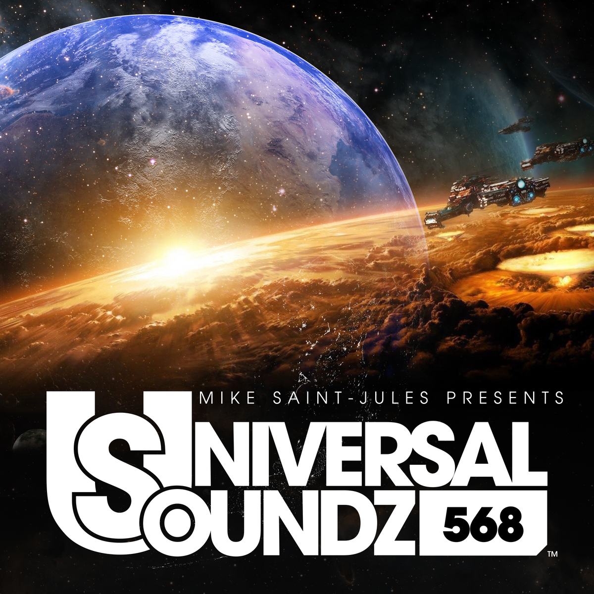 Mike Saint-Jules — Universal Soundz #568