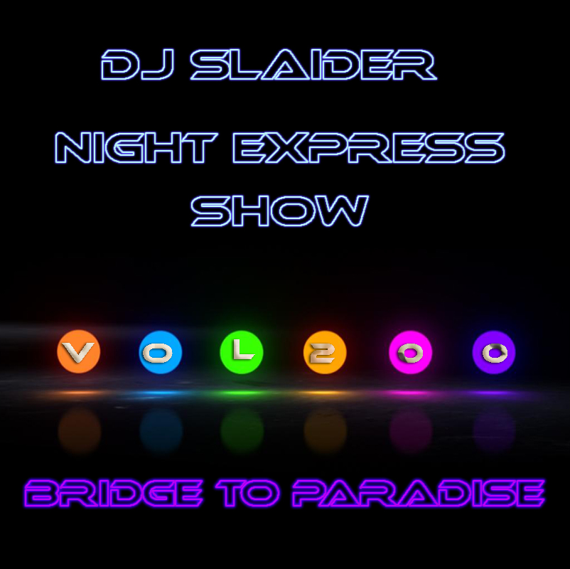 DJ Slaider — Night Express Show #200
