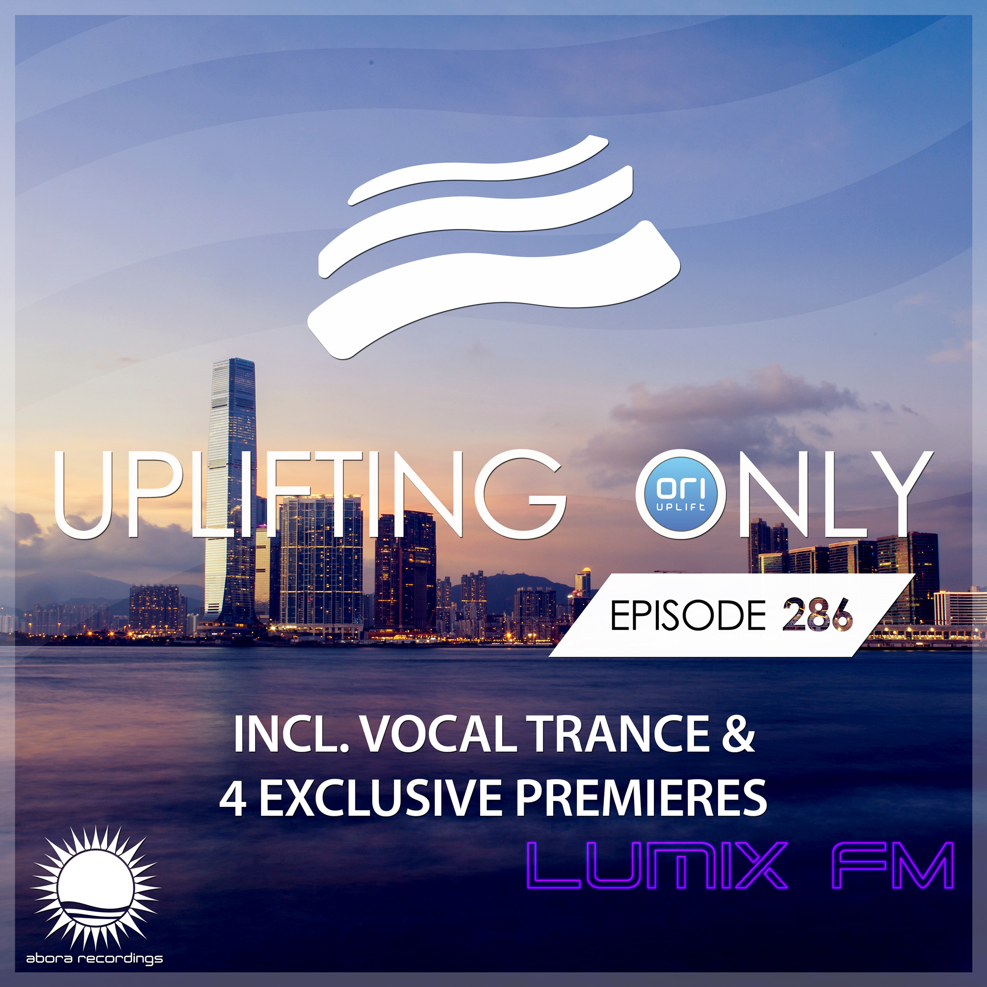 Ori Uplift — Uplifting Only #286