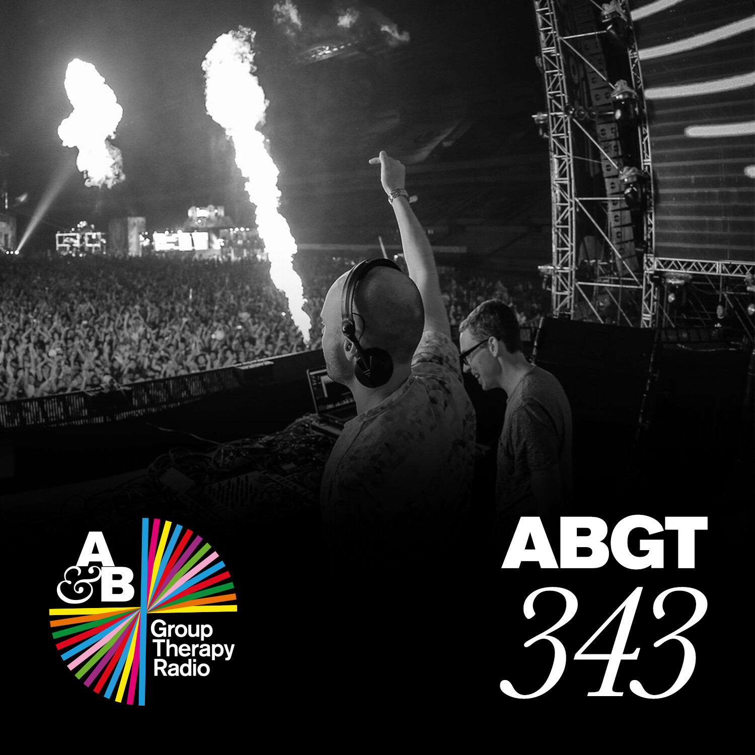 Above & Beyond — Group Therapy #343(Guest: PRAANA)
