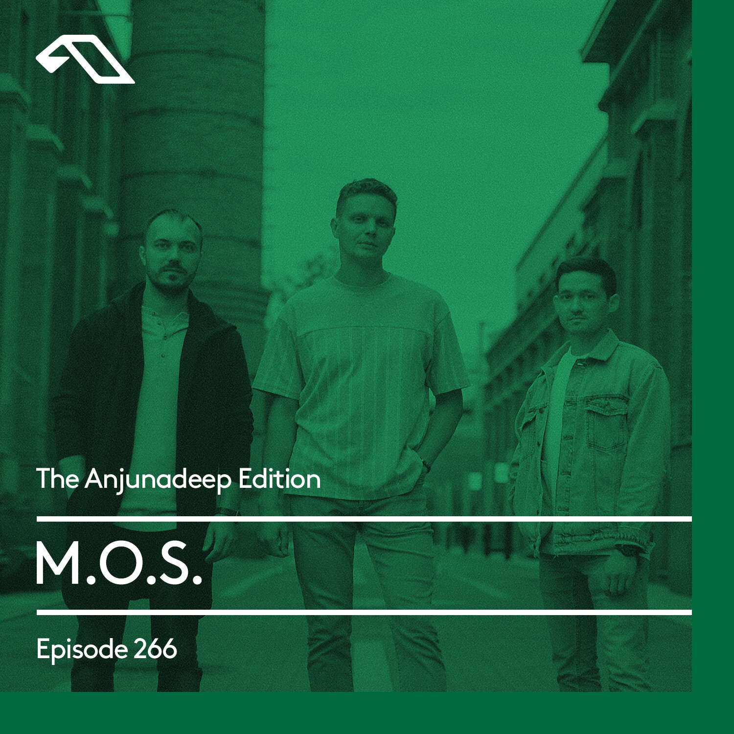 Anjunadeep — The Anjunadeep Edition #266 with M.O.S.