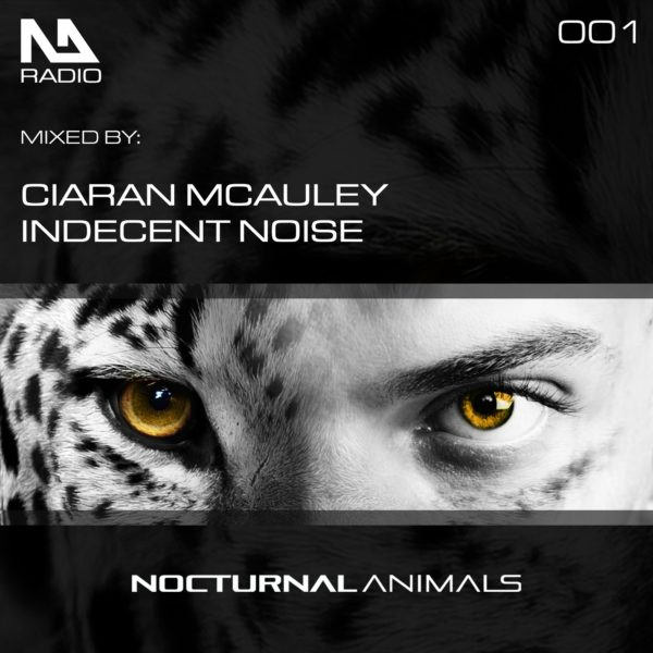 Ciaran McAuley & Indecent Noise — Nocturnal Animals #001