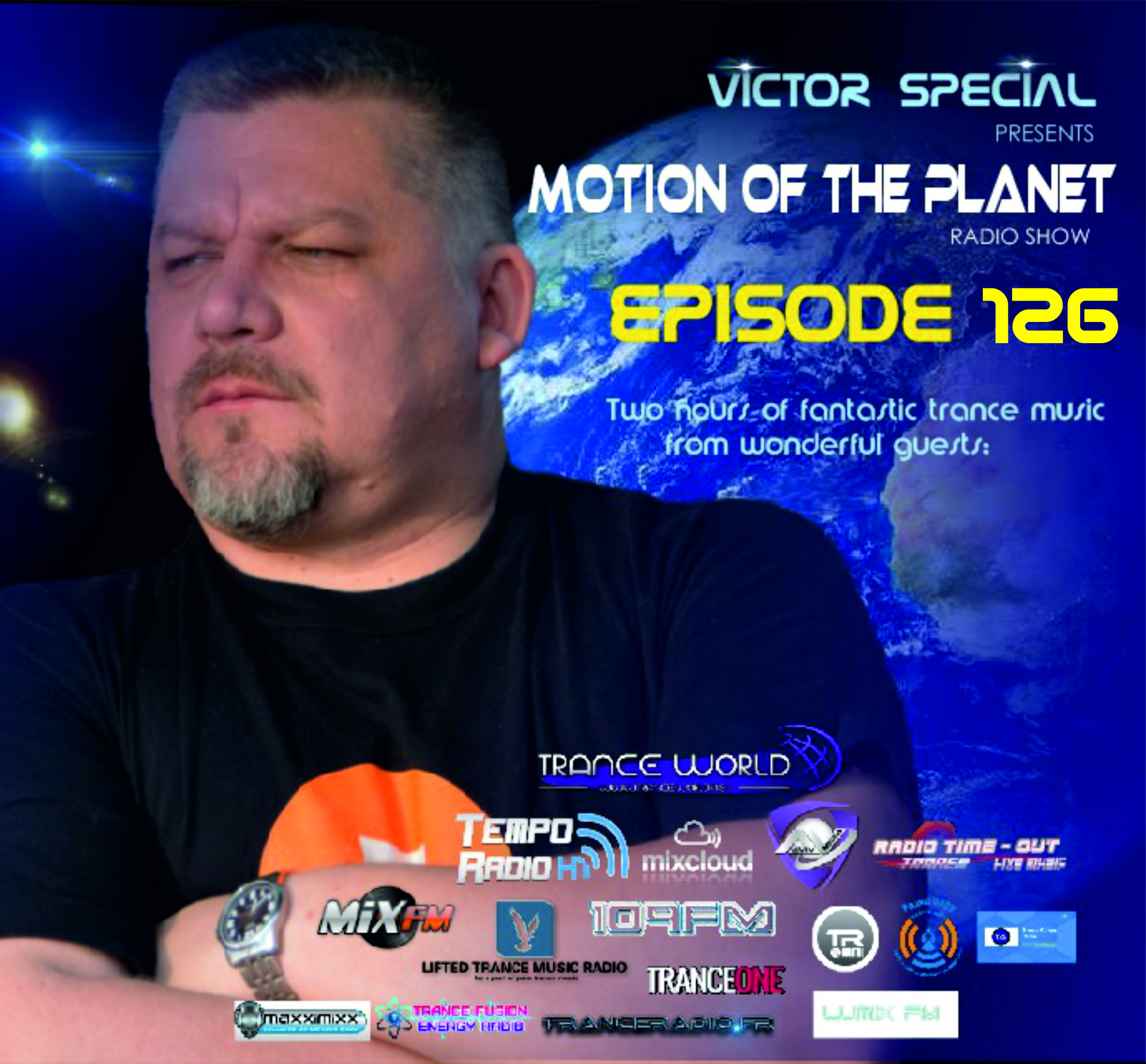 Victor Special — Motion of the Planet #126