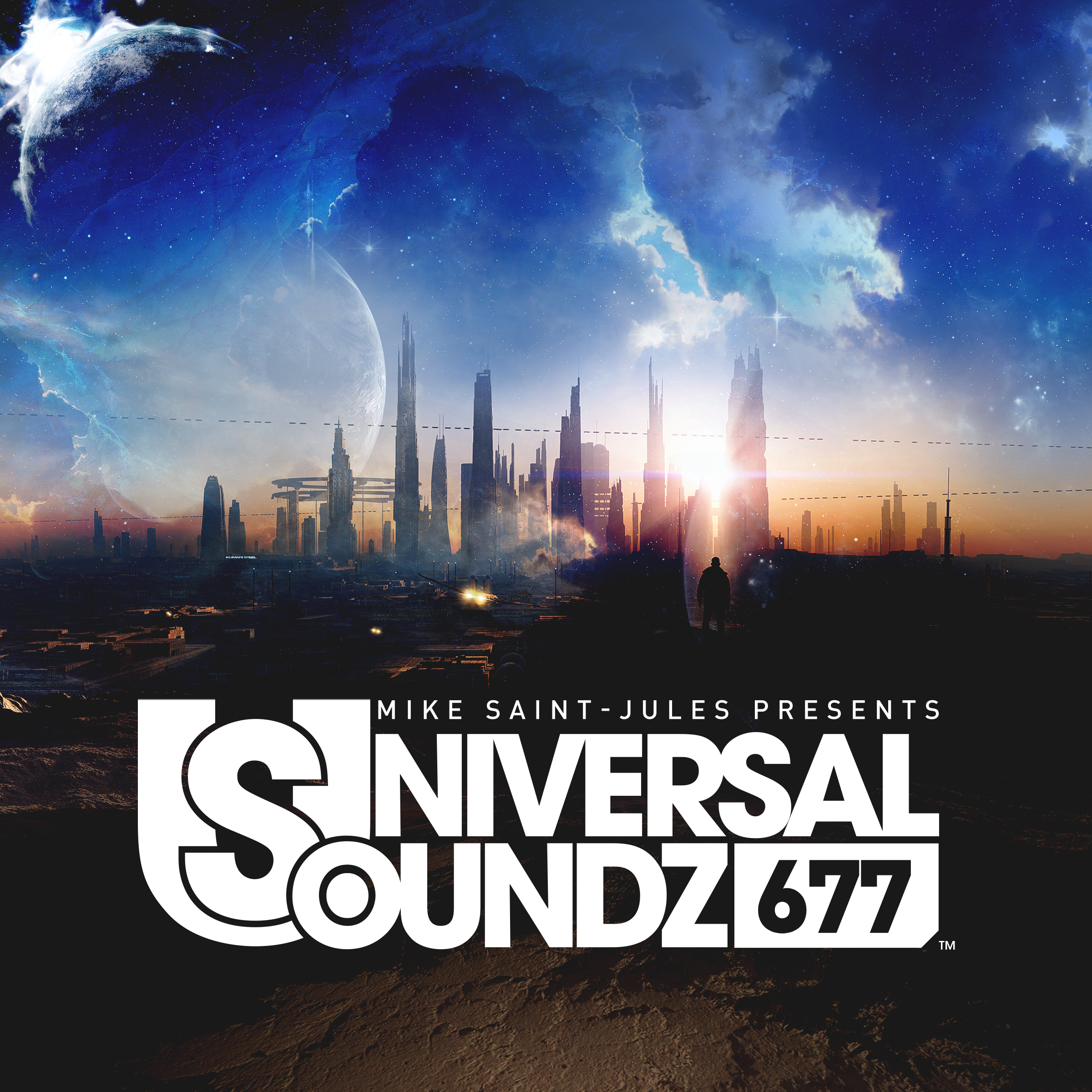 Mike Saint-Jules — Universal Soundz #677