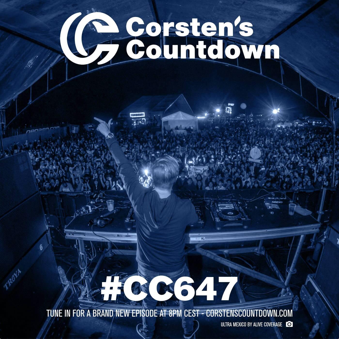 Ferry Corsten — Corsten's Countdown #647