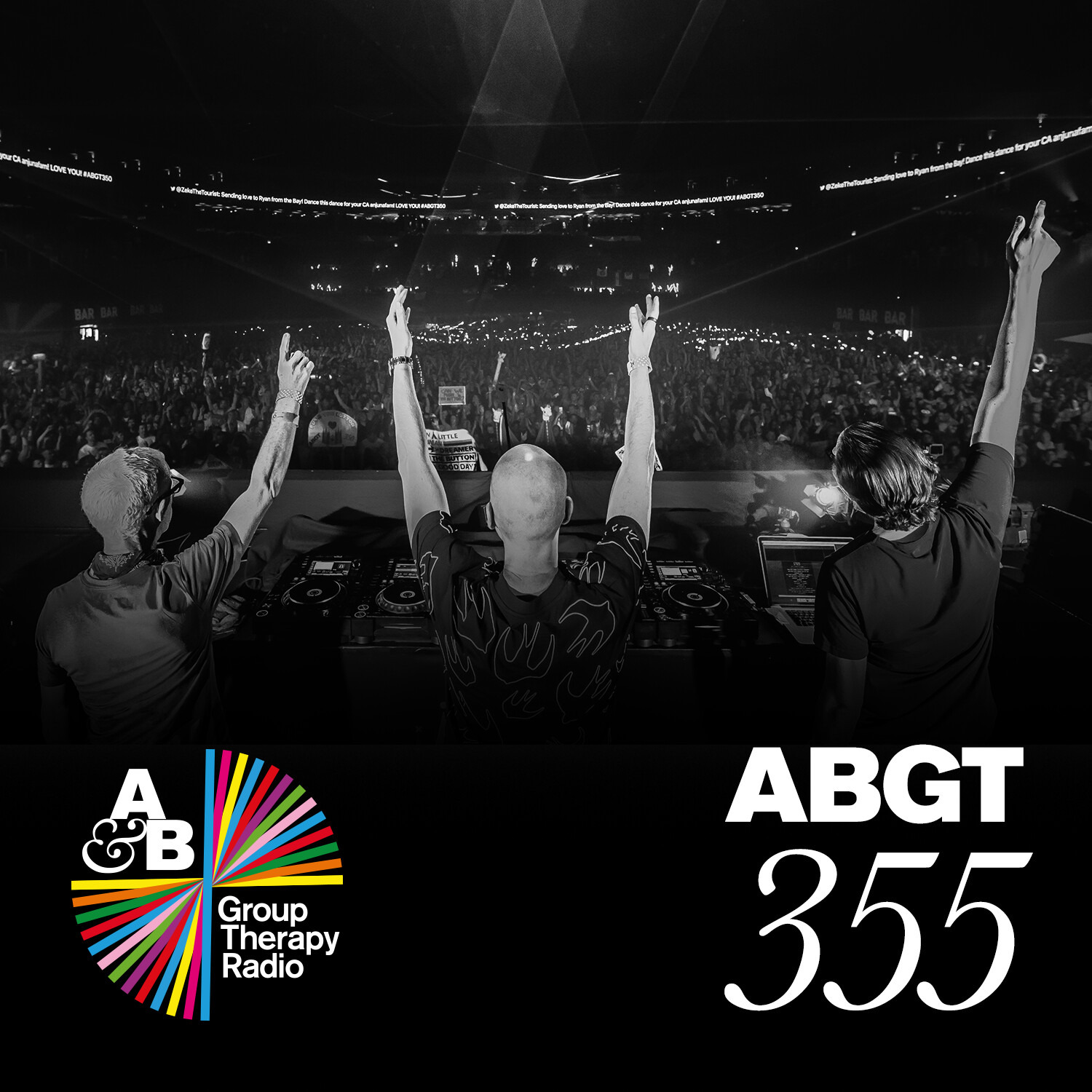 Above & Beyond — Group Therapy #355(Guest: Abraxis)