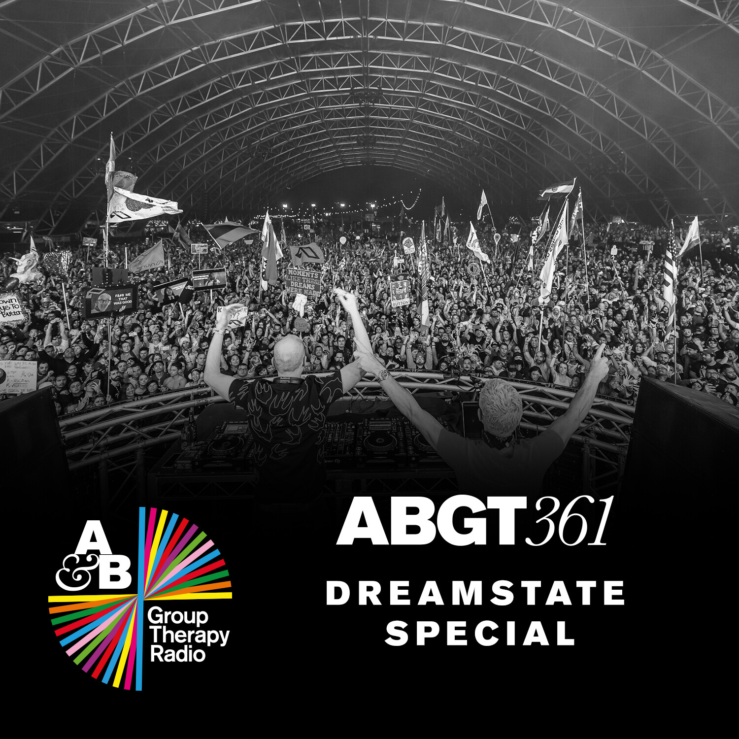 Above & Beyond — Group Therapy #361 — Dreamstate Special