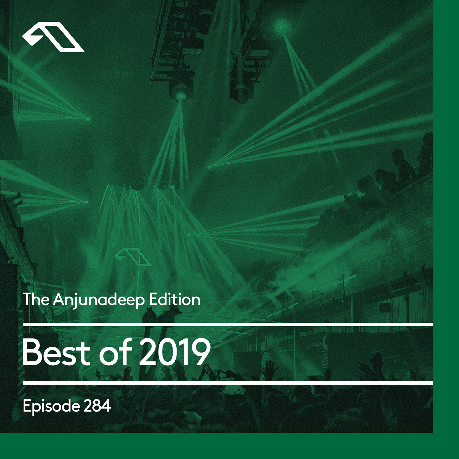 Anjunadeep — The Anjunadeep Edition 284: Best of 2019