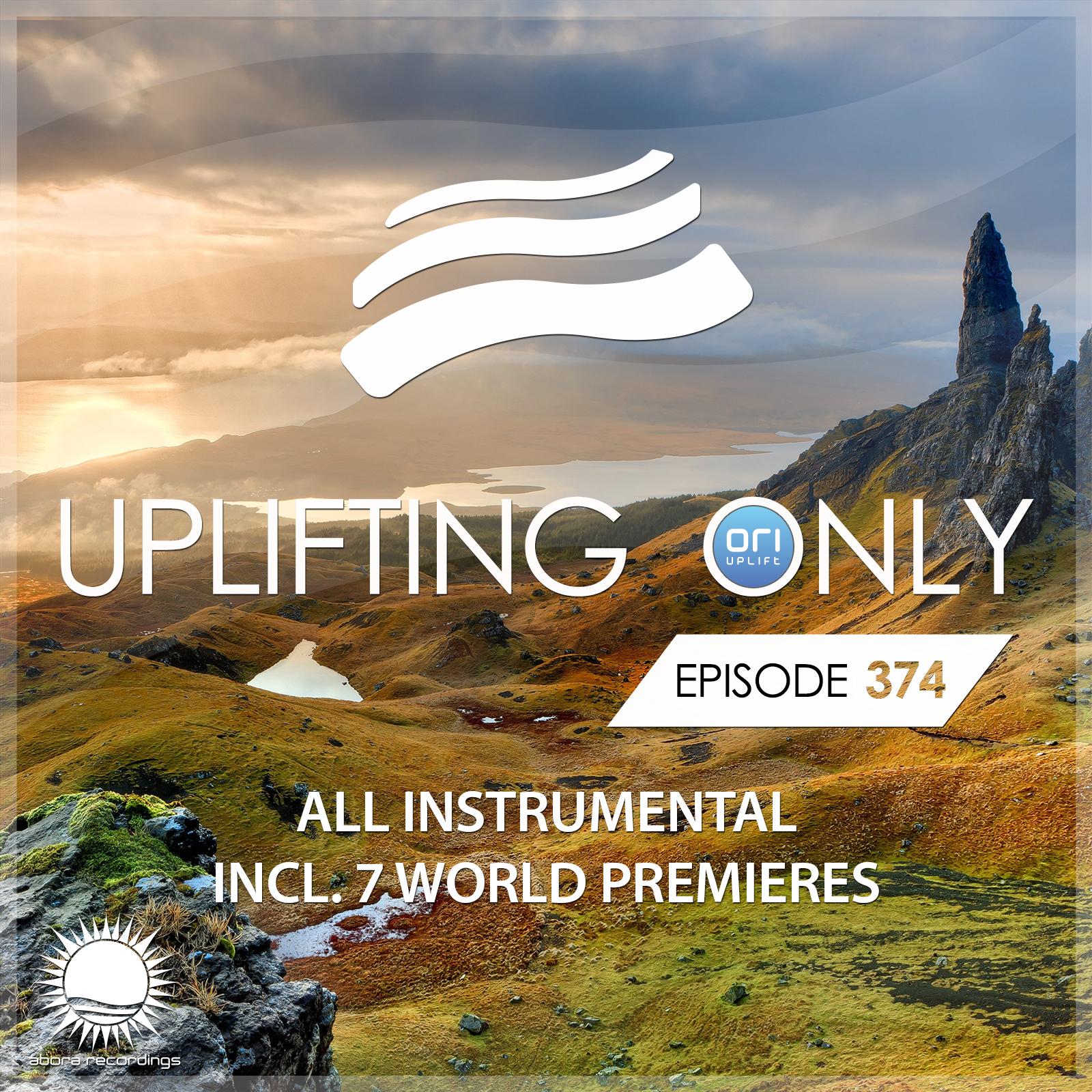 Ori Uplift — Uplifting Only #374