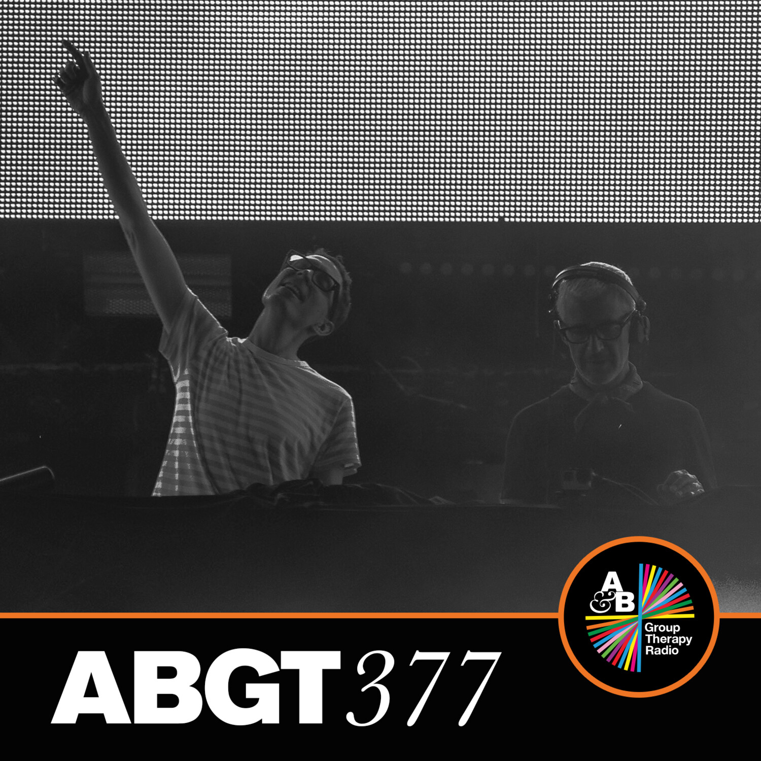 Above & Beyond — Group Therapy #377(Guest: Kryder)