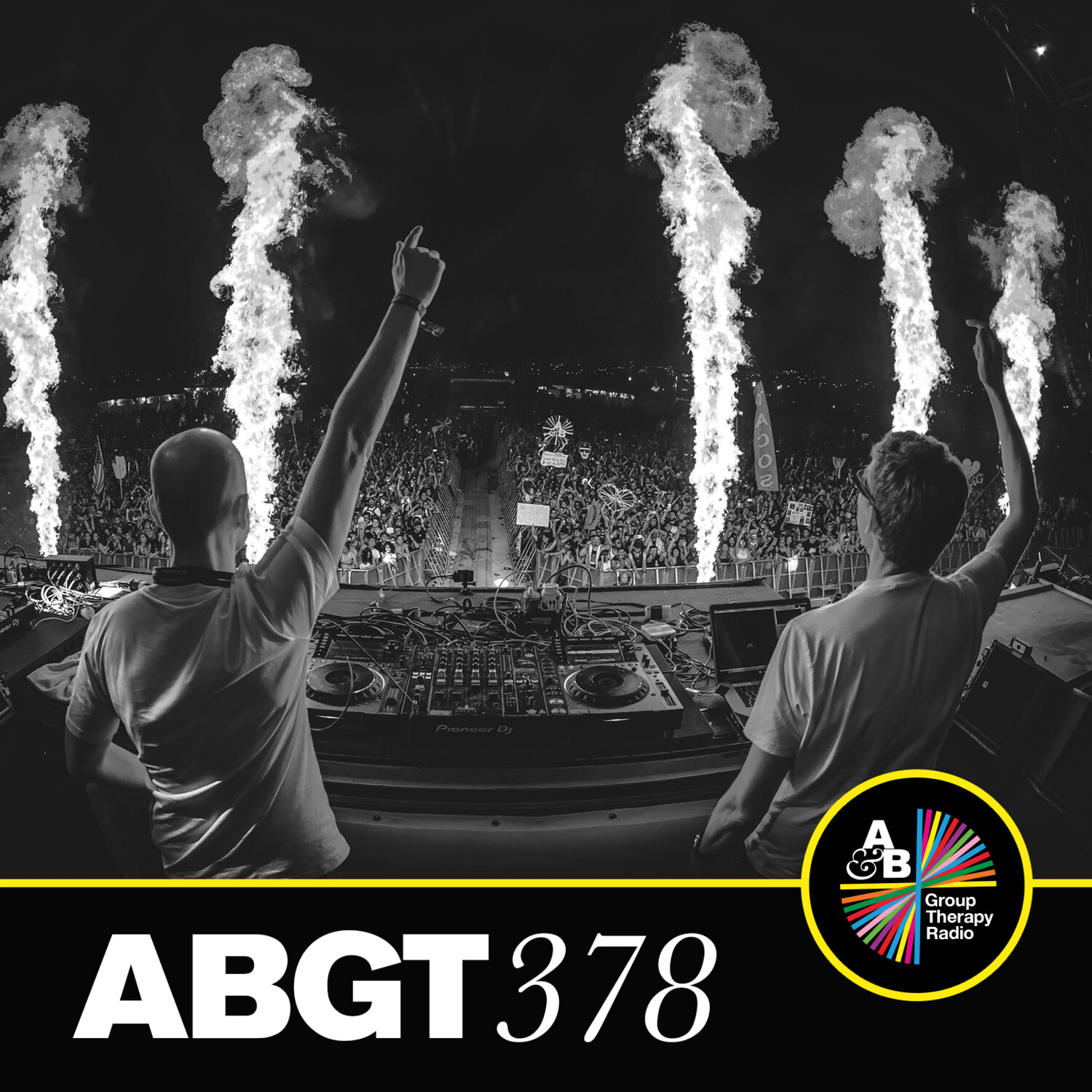 Above & Beyond — Group Therapy #378(Guest: Matt Fax)