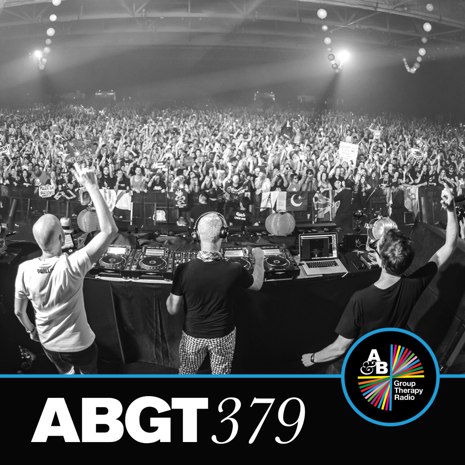 Above & Beyond — Group Therapy #379(Guest: Jody Wisternoff)