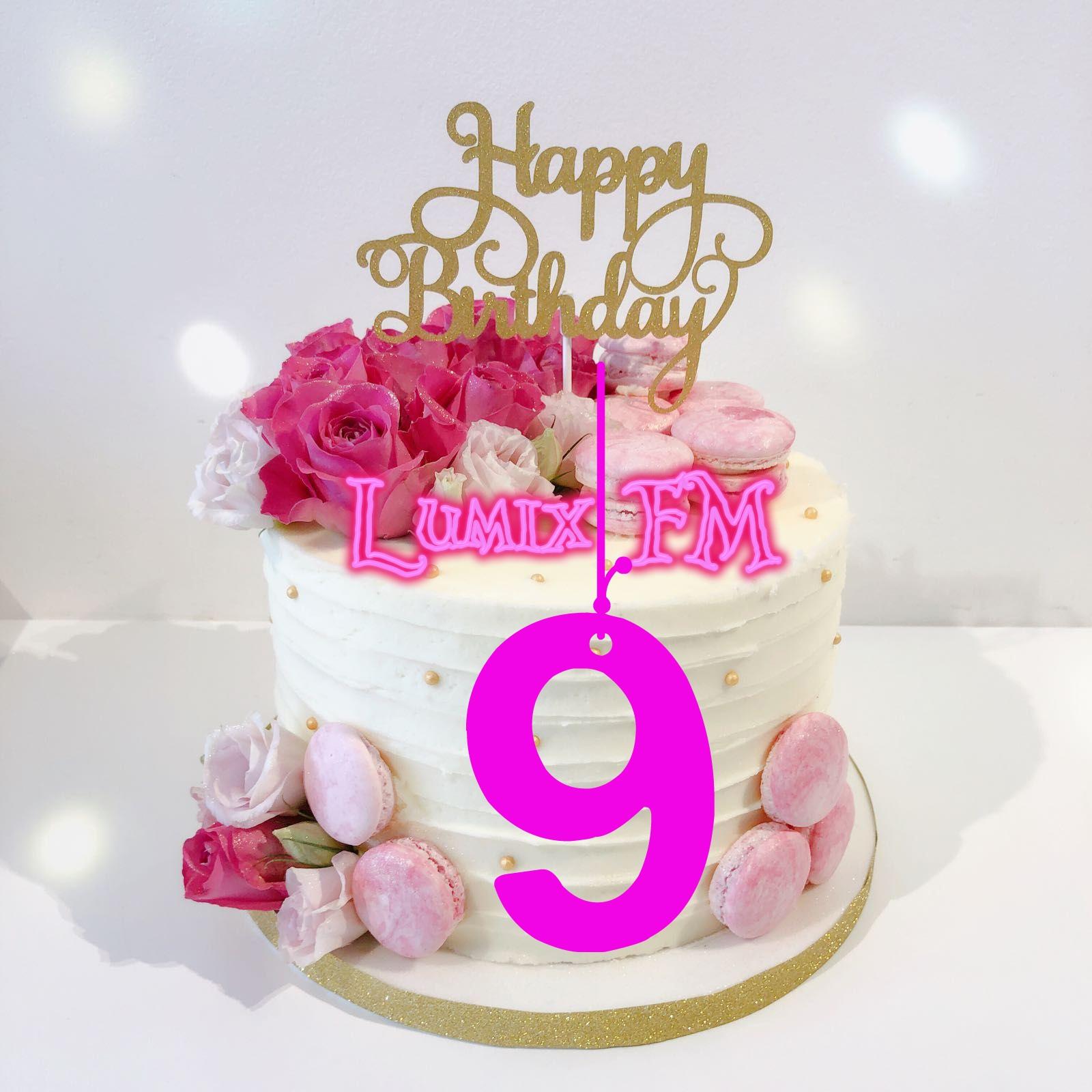 Lumix FM Happy Birthday — 9 years Anniversary