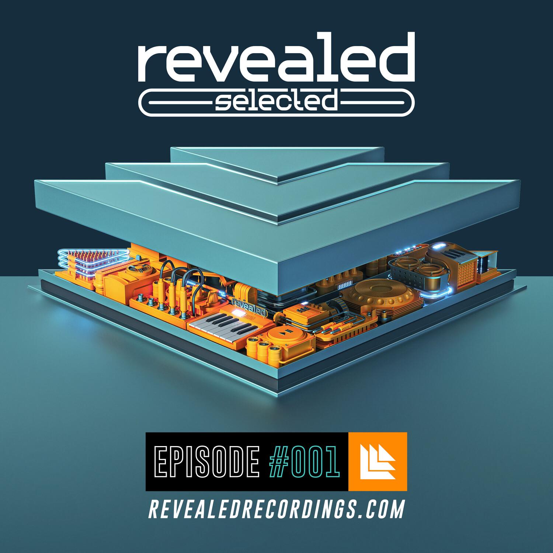 Hardwell — Revealed Selected #001