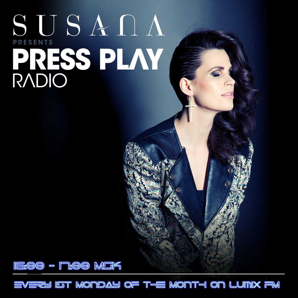 Susana — Press Play Radio #038
