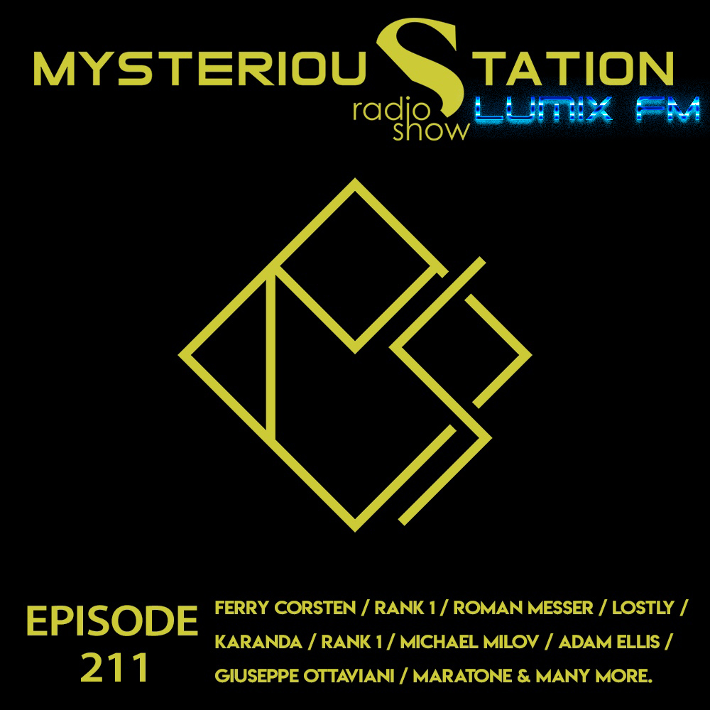 Dr. Riddle — Mysterious Station #211