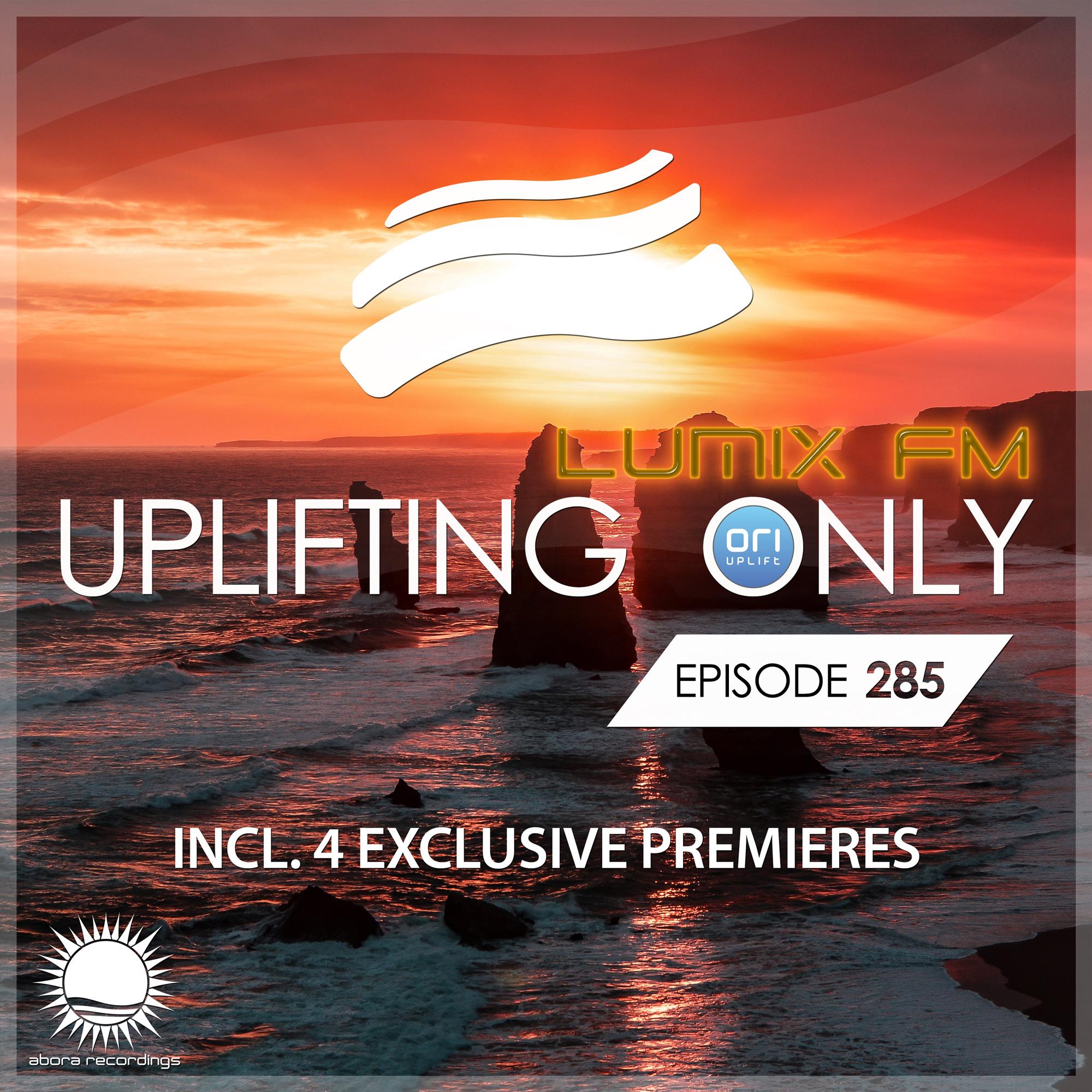 Ori Uplift — Uplifting Only #285