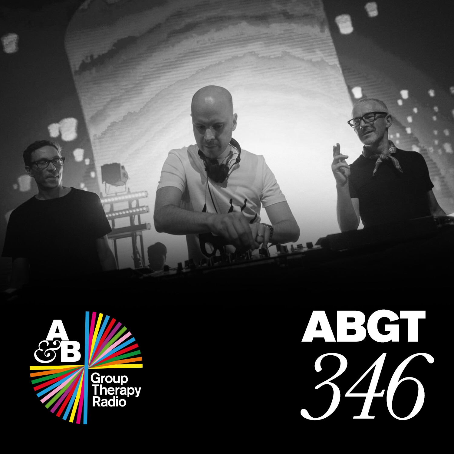 Above & Beyond — Group Therapy #346(Guest: Moon Boots)