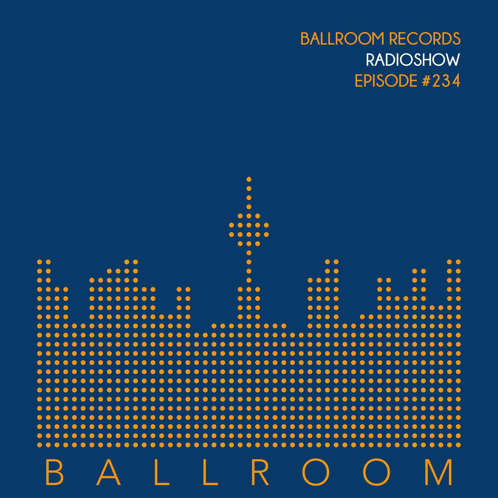 Albird — Ballroom Records Radioshow #234(Guest: Jorek)