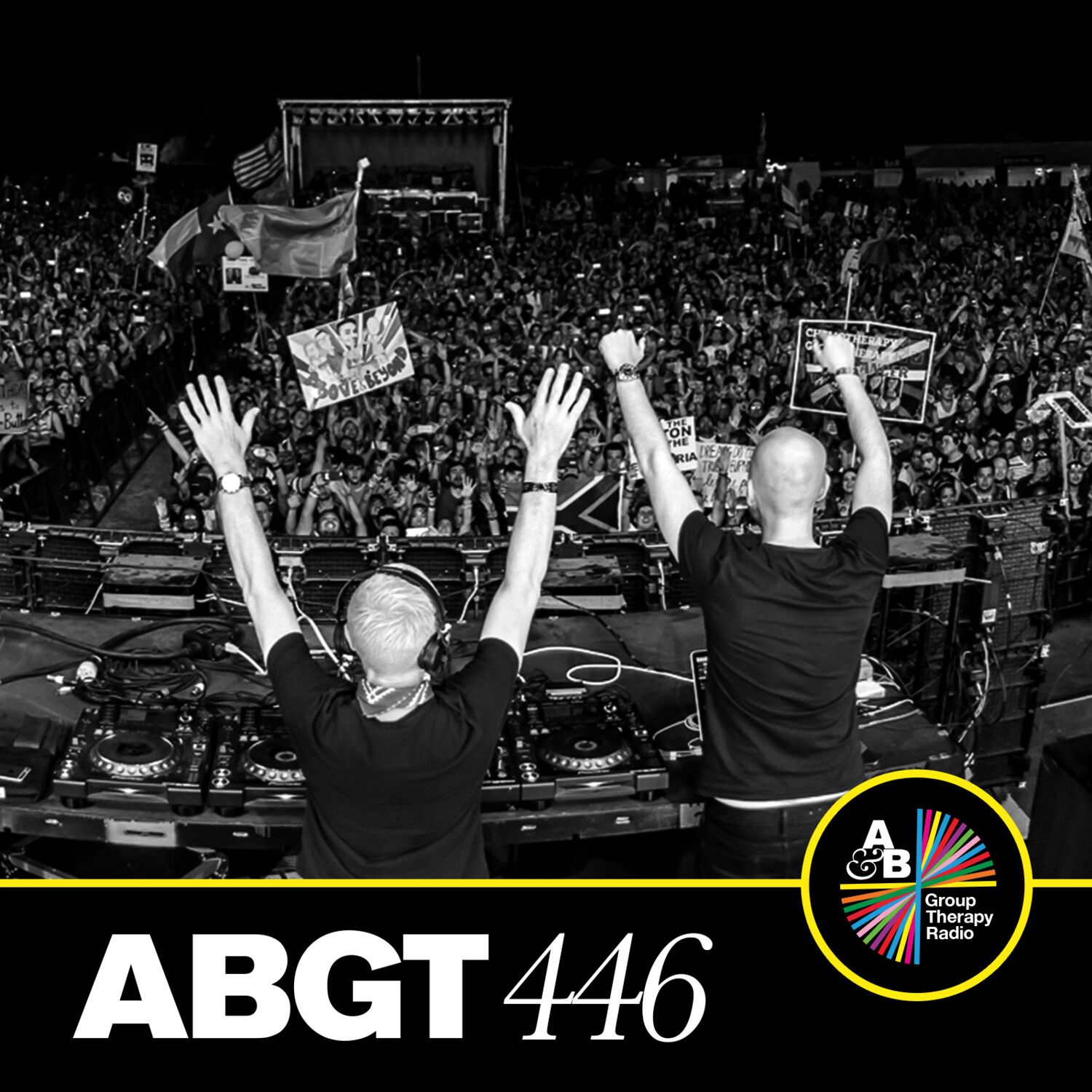 Above & Beyond — Group Therapy #446(Guest: Maxinne)