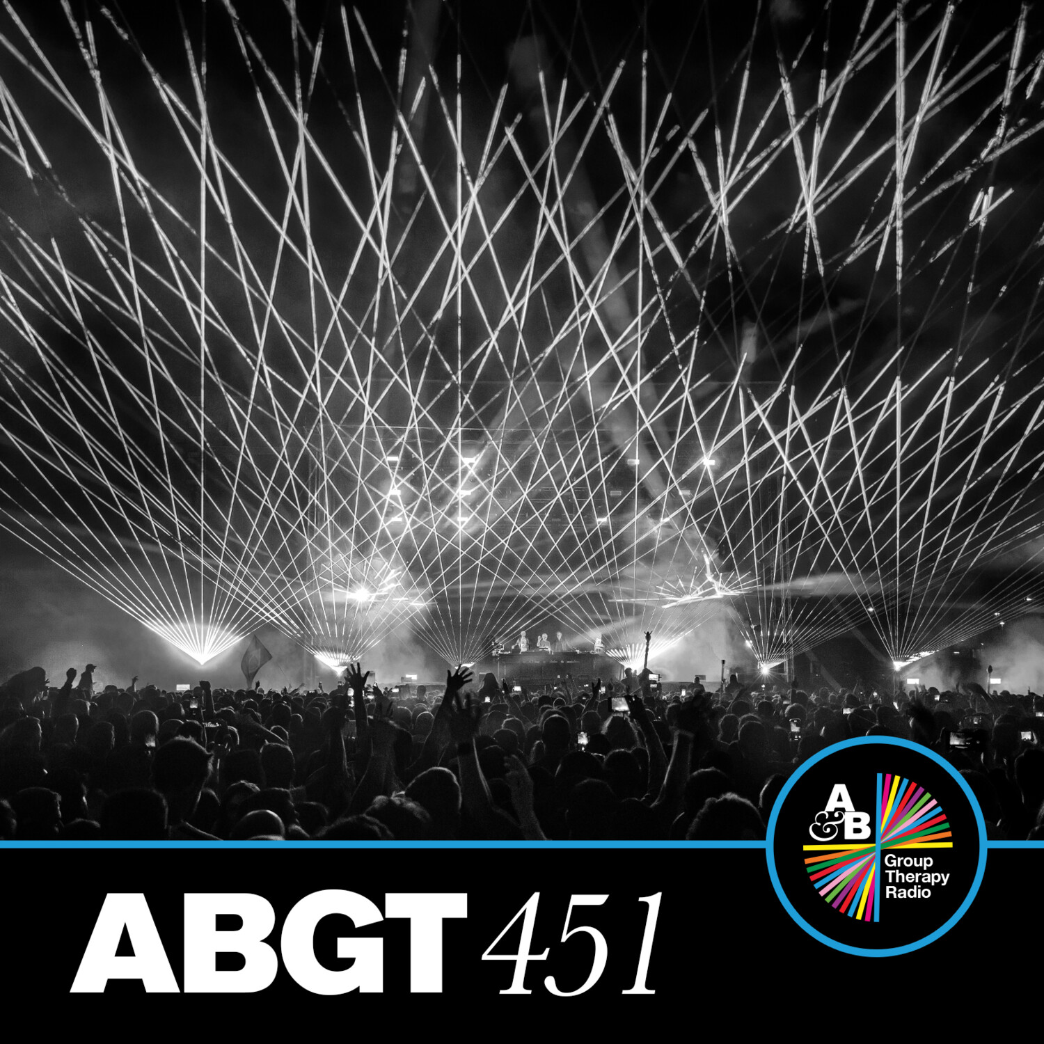Above & Beyond — Group Therapy #451(Guest: Genix)